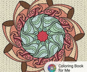 coloring book for me image