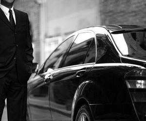 corporate limo service and corporate car rental image
