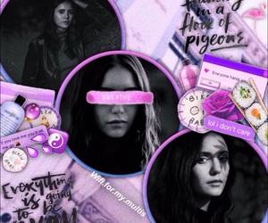 edit, Nina Dobrev, and pink image