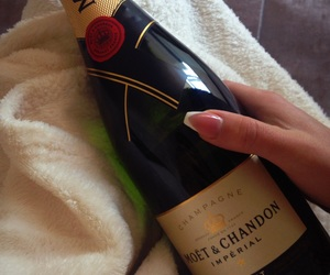 imperial, moet, and chandon image