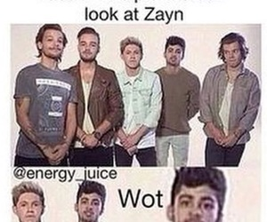 zayn malik, Harry Styles, and funny image