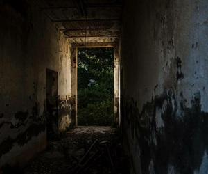 abandoned, abandoned places, and afraid image