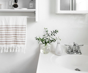 bathroom, clean, and design image