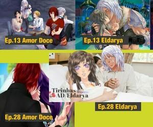 kiss, tirinhas, and aleluia image
