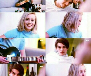 love story, william, and skam image