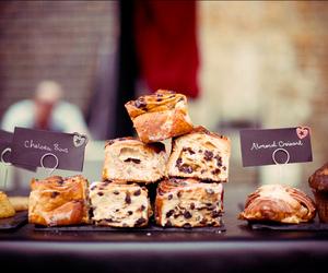 almond, bun, and croissants image