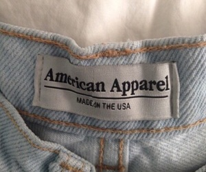 american apparel, jeans, and clothes image