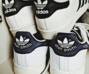 stan smith and adidas super star image