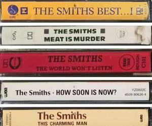 cassettes, the smiths, and indie image