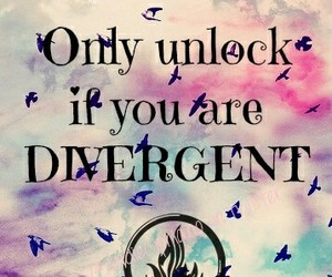 divergent and wallpaper image
