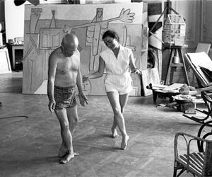 picasso, art, and ballet image