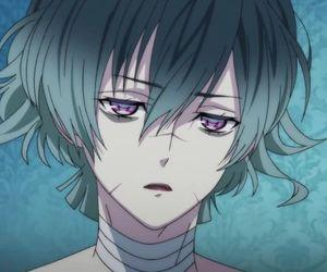 anime, diabolik lovers, and azusa mukami image