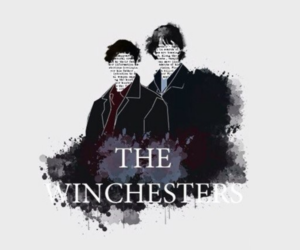 winchester and supernatural image