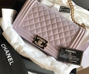 chanel, classy, and pink image