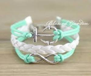 bracelet, accessories, and girl image