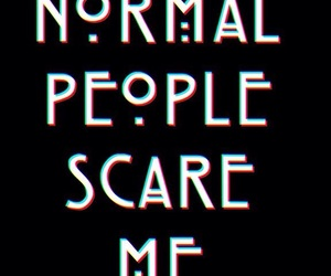 people and scareme image