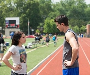 the duff, robbie amell, and wesley rush image