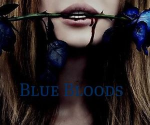 book, vampire, and blue bloods image