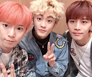 mark, taeil, and nct image