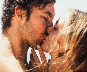 girl, man, and love image