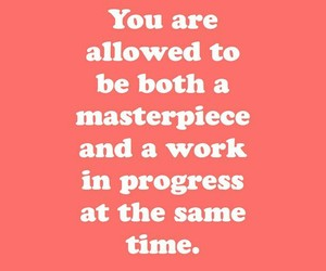 masterpiece, quotes, and motivation image