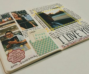 journaling, journals, and photograph image