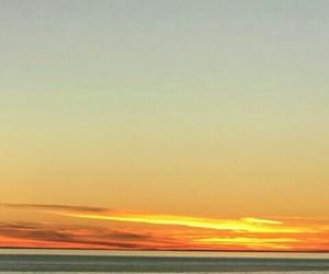 sun, sunset, and wallpaper image