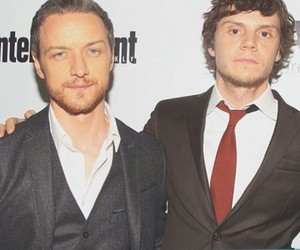 quicksilver, xmen, and jamesmcavoy image