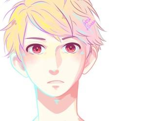 manga, shoujo, and manga boy image
