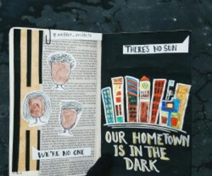 drawing, journaling, and notebooks image