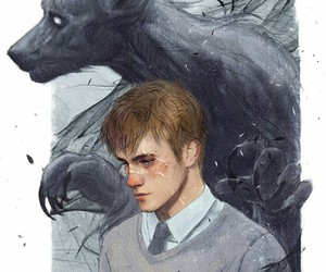 harry potter, remus lupin, and hp image