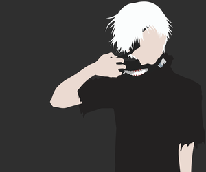 anime, minimalist, and anime boy image