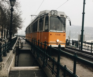 budapest, city, and cold image