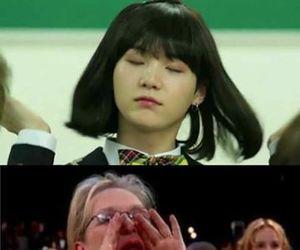 kpop, meme, and chinos image