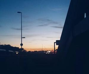 city, sunset, and turkey image