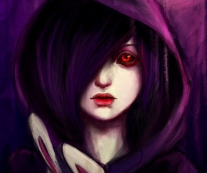 anime, ghoul, and mask image