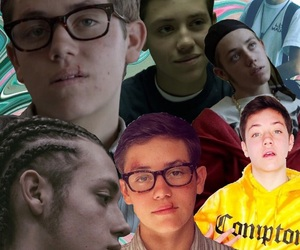 gallagher, shameless, and carl gallagher image