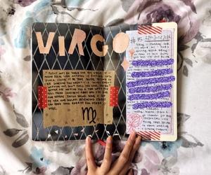 aesthetic, virgo, and bullet journal image