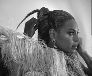 beautiful, queen b, and black and white image