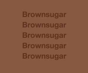 aesthetics, black girl, and brown image