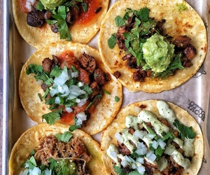 food porn and tacos image