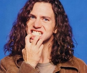 eddie vedder, pearl jam, and young image
