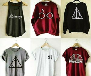 harry potter, shirts, and always image