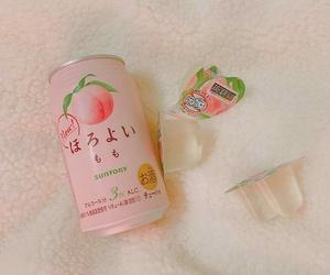 peach, cute, and asian image