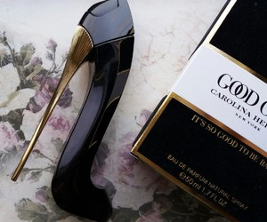 fragrance, girly, and heel image