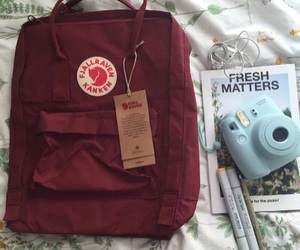 fjallraven kanken, cute, and style image