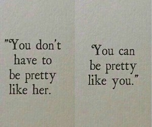 quotes, pretty, and words image