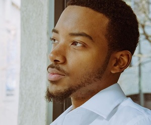 hotties, new edition, and algee smith image