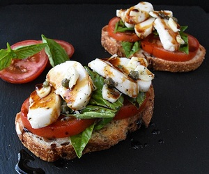 bread, cool, and food image