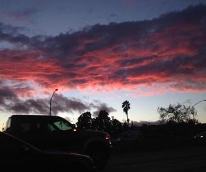 california, highway, and la image